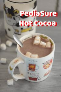 PediaSure Hot Cocoa Recipe