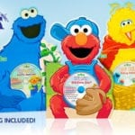 Only $12 for 3 Sesame Street Book and CD Sets – FREE Shipping!