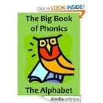 """Big Book of Phonics: The Alphabet"" FREE eBook for Kids"