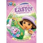 Dora the Explorer: Dora's Easter Adventure DVD Only $7.99 at Target with Coupon