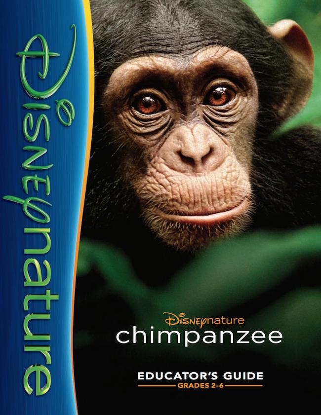 Chimpanzee Educator's Guide