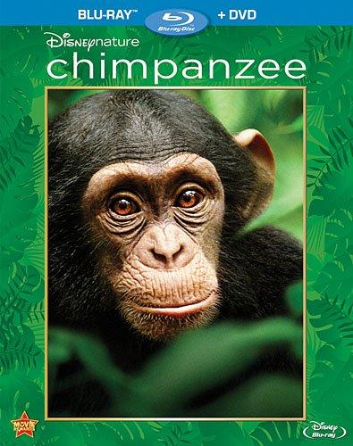 Disneynature Chimpanzee Blu-ray