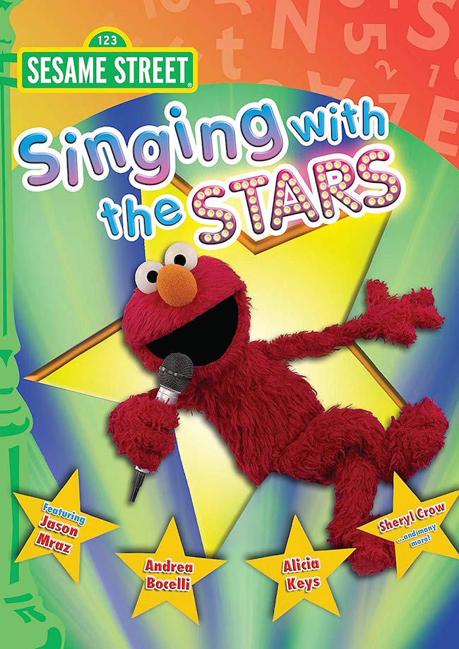 Sesame Street- Singing with the Stars