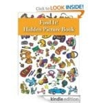 FREE Find It! Hidden Picture Book, Kindle Edition