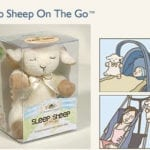 Cloud b Sleep Sheep On the Go Review and Reader Giveaway
