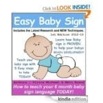 Teach Your Baby Sign Language FREE eBook