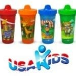 USAKids Sippy Cup Sweepstakes – 2,000 Winners!