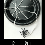 Halloween Craft Fun: Make a Paper Plate Spiderweb