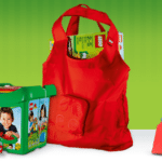 FREE Reusable LEGO Tote Bag with any LEGO DUPLO Purchase + More LEGO Deals