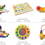 Melissa and Doug Toys as Low as $5 Each Shipped!