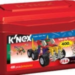 400-Piece K'Nex Value Tub Only $10.97! (56% off)