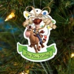FREE Printable Disney Toy Story Christmas Ornaments