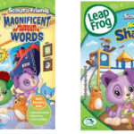 Two All-New LeapFrog Adventures: The Magnificent Museum of Opposite Words and Adventures in Shapeville Park