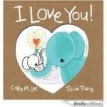FREE Children's eBook – I Love You