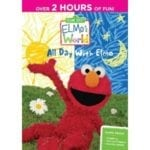 New from Sesame Street on DVD – Elmo's World: All Day with Elmo – Reader Giveaway