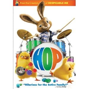 Hop DVD Only $9.99 – Perfect for Easter Baskets!