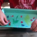 Fun Easter Craft with a Styrofoam Tray