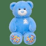 New Autism Speaks Bear at Build-A-Bear Workshop