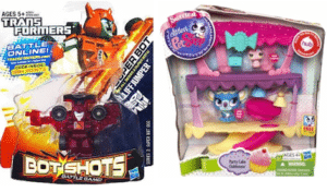 Printable Toy Coupons: Transformers, Littlest Pet Shop, KRE-O and MORE