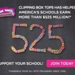 Sign Up with Box Tops for Education Online to Earn MORE Boxtops for Your School