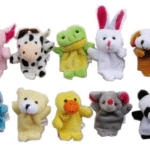Creative Play – Get a Set of 10 Animal Finger Puppets for Only $2.99 with FREE Shipping
