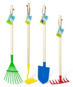 Amazon: 4-Piece Child's Gardening Tool Set only $17.99!