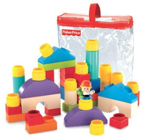 Amazon: Fisher Price Little People Builders Block Set only $13.19! (reg $25)