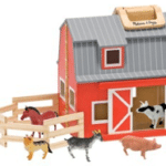 Amazon: Melissa & Doug Fold 'n Go Barn only $29.98 Shipped! (reg $50)