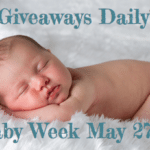 Baby Week Giveaway #1 – Enter to Win Prizes from Bright Starts and Mombo