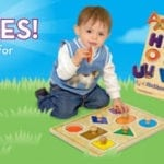 Melissa and Doug Buy 1 Get 1 50% Off Puzzle Sale + FREE Puzzle with $60 Purchase