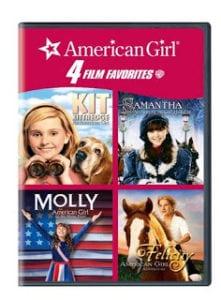 Amazon: 4-Film American Girl DVD only $10.99! (reg $14.99)
