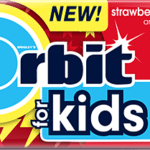 Protect Between Brushings with Orbit for Kids Sugarfree Gum – Reader Giveaway