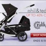 phil&teds Stroller 40% Off!