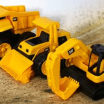 Cat Tough Tracks Review and Reader Giveaway – Fun Construction Toys!