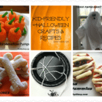 Halloween Crafts and Recipes for Kids