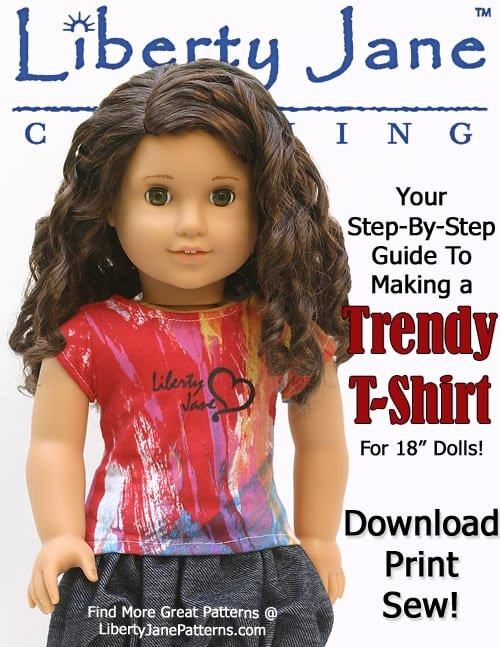 free american girl doll clothing patterns jinxy kids