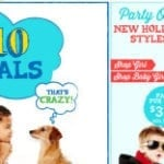 Crazy Eight $10 Sale! Great Prices on Stylish Children's Clothing!