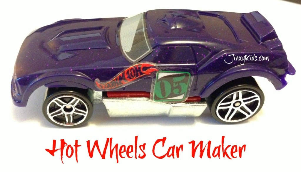 Hot Wheels Car Maker