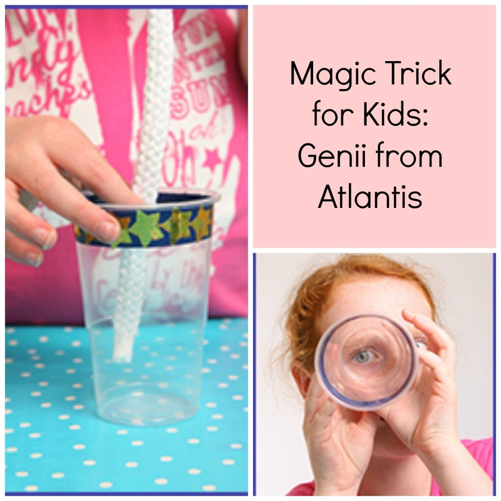 Easy Magic Trick for Kids - Make a Cup Float in Mid Air ...