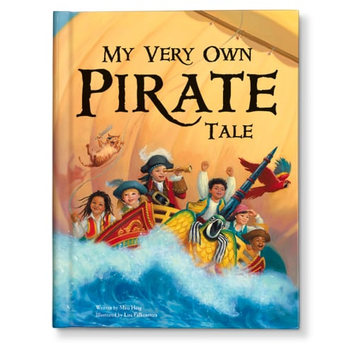 very own pirate tale