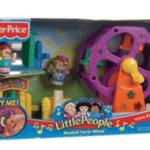 Little People Amusement Park Set only $9.59 from Kohl's! (reg $25)