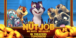 The Nut Job Coming to Theaters Friday!