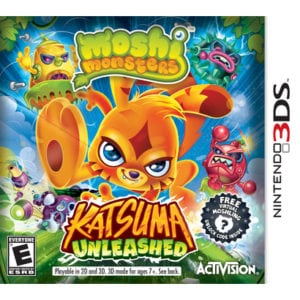 Moshi Monsters: Katsuma Unleashed for Nintendo DS – Reader Giveaway