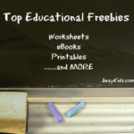 Top Educational Freebies: Workbooks, Apps, Printables and MORE