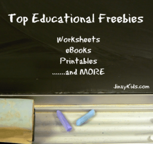 Top Educational Freebies of the Week: Printables,