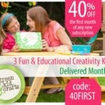Green Kids Crafts Coupon Code – 40% Off Your First Month!