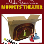 Make Your Own Muppets Theater – FREE Printables