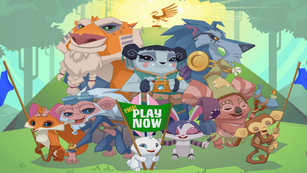 Animal Jam Raccoon Coloring Pages