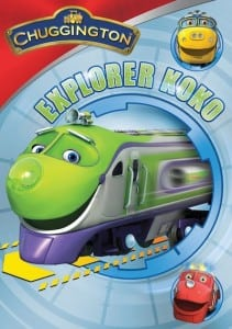 Chuggington: Explorer Koko DVD and Frostini Die-Cast Toy Train Reader Giveaway