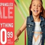 All Crazy 8 Children's Clothing $10.99 or Less!